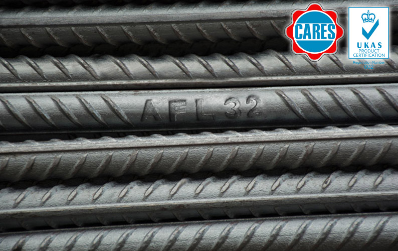 Product: AFL REBARS BS4449:2005<br>Usage: High strength concrete structure of high rise buildings, bridges, dams and port facilities<br>          For further information, please email us at:            <a href='mailto:AFL@africanindustries.com'>AFL@africanindustries.com</a>
